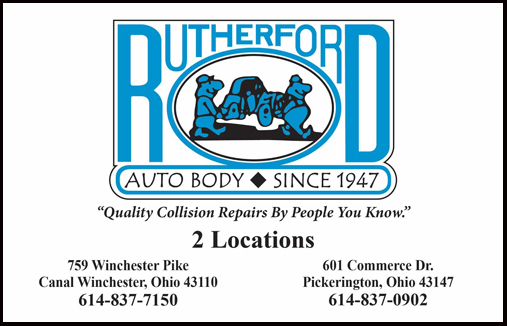 Sponsor Rutherford Therapy Horse