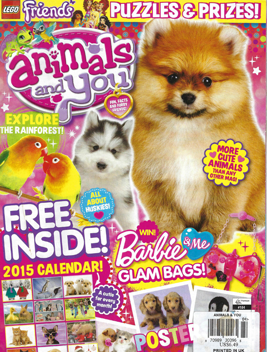 Animals & You Magazine Gentle Carousel Feature 548x722